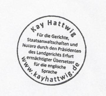 deutschen englisch übersetzer